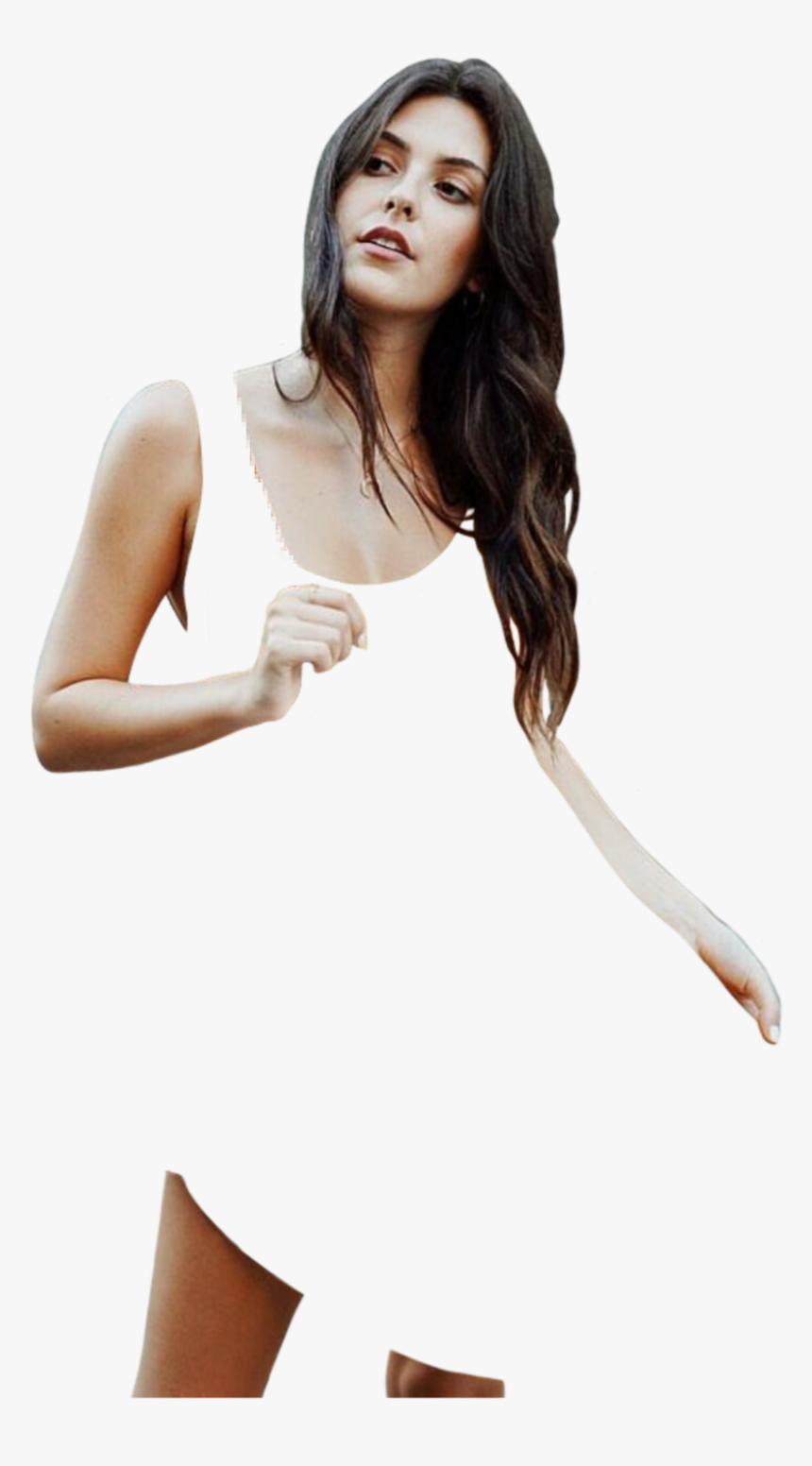 #woman #mujer # Modelo #drees #model - Transparent Png Modelo Png, Png Download, Free Download