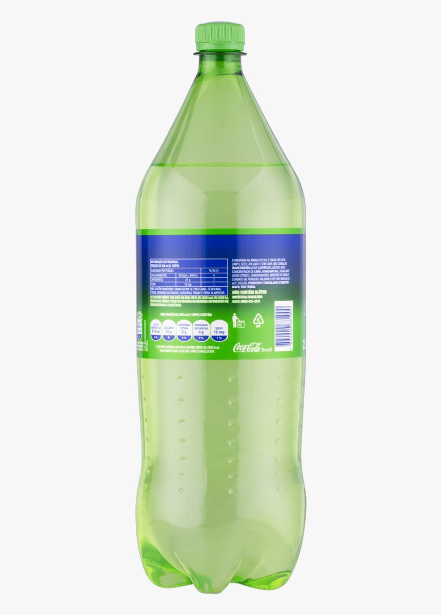 Refrigerante Png -garrafa De Sprite, Hd Png Download - Plastic Bottle, Transparent Png, Free Download