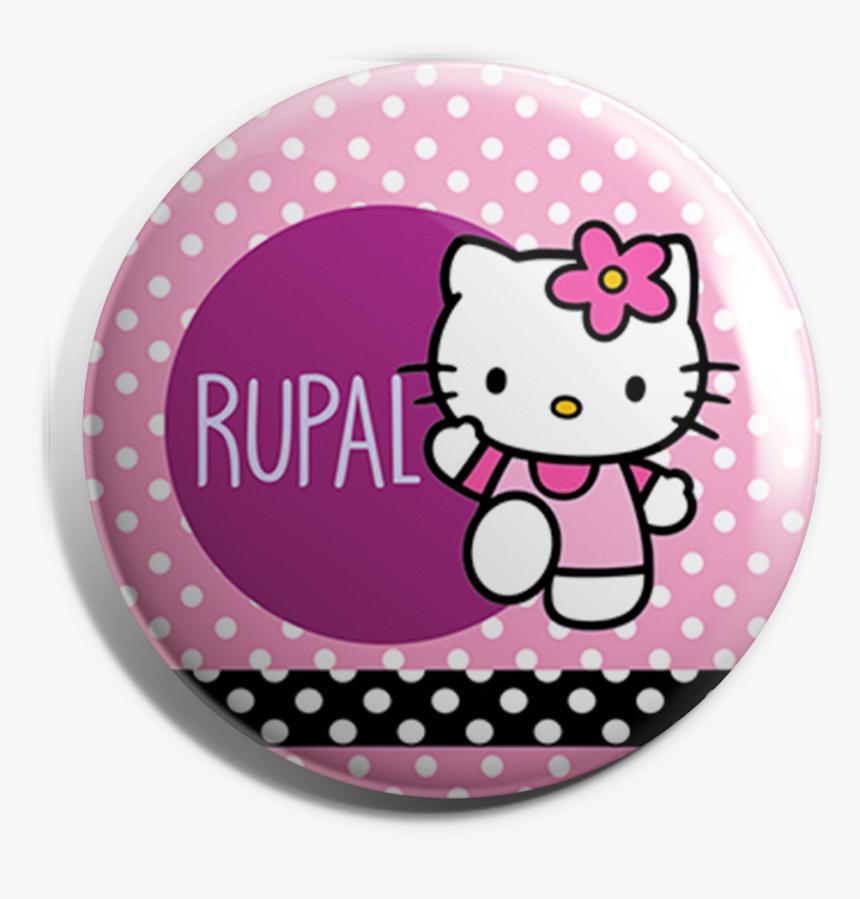 Funcart New Hello Kitty Button Badge Titlefuncart Cute