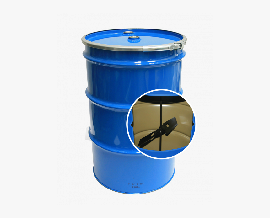 Clip Art Steel Drums Containers Agitator - Repinique, HD Png Download, Free Download