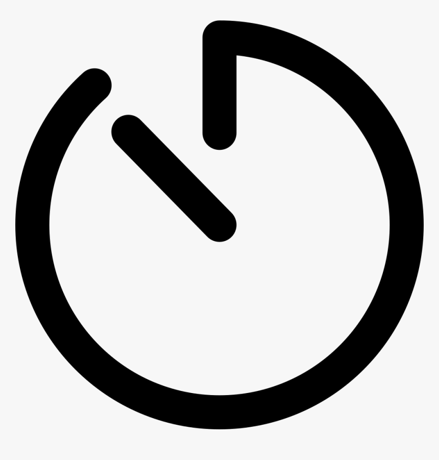 Broken Clock - Play Button Icon Png, Transparent Png, Free Download