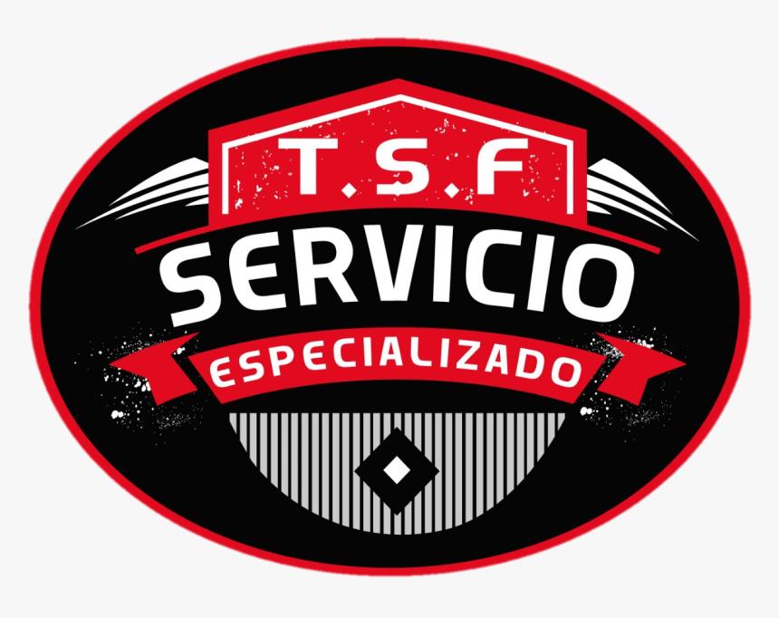 Tsf Servicio Especializado - Label, HD Png Download, Free Download