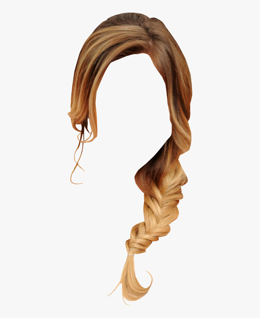 Transparent Cabelo Png - Braided Hair Transparent Png, Png Download, Free Download