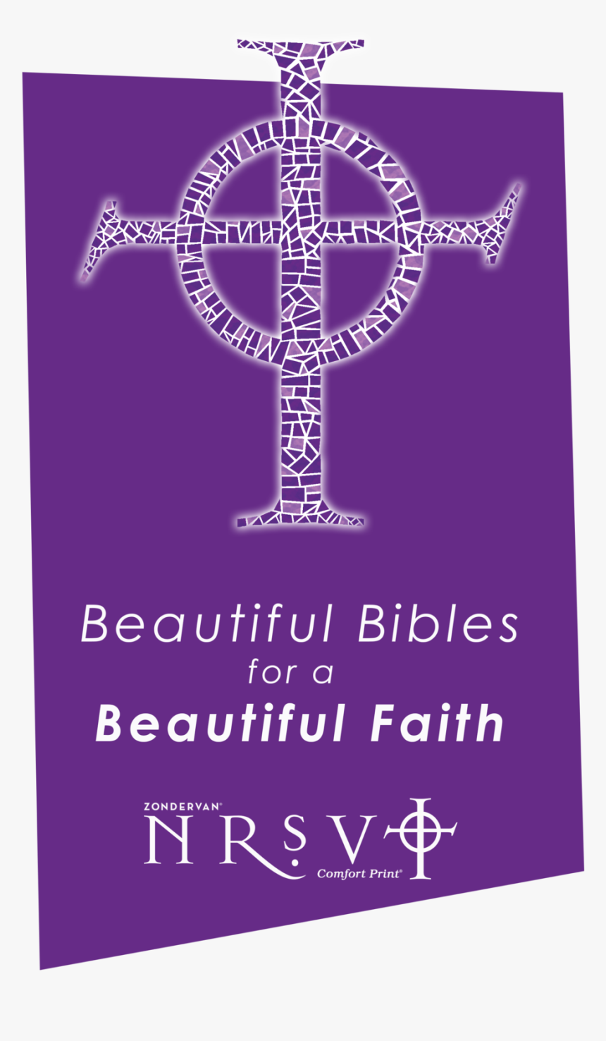 Why Christian Vertical Christian New Years Divider - Cross, HD Png Download, Free Download