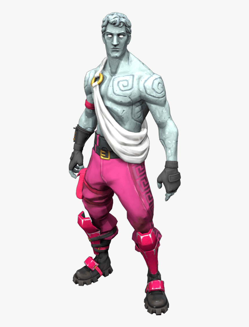 Love Ranger Outfit - Stone Girl Fortnite Skin, HD Png Download, Free Download