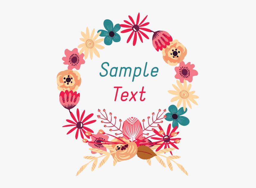 Vector Flores Png - Flores Vector, Transparent Png, Free Download