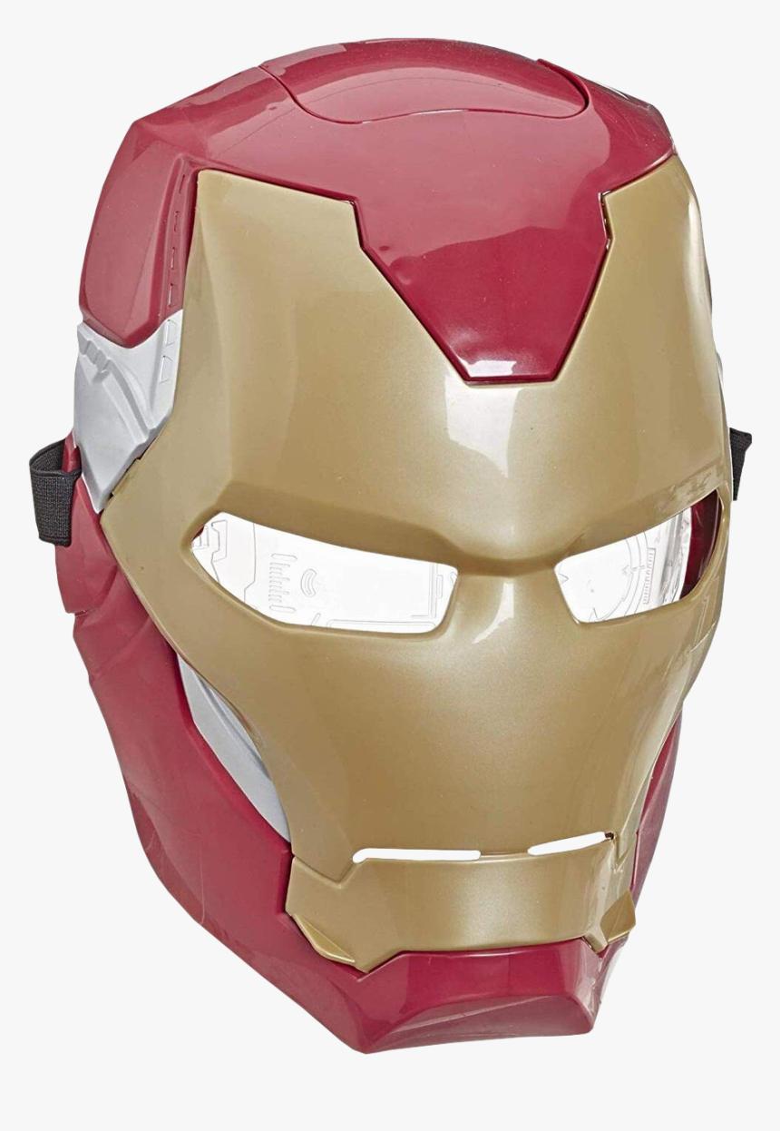 Iron Man Flip Fx Mask - Avengers Iron Man Flip Fx Mask Hasbro, HD Png Download, Free Download