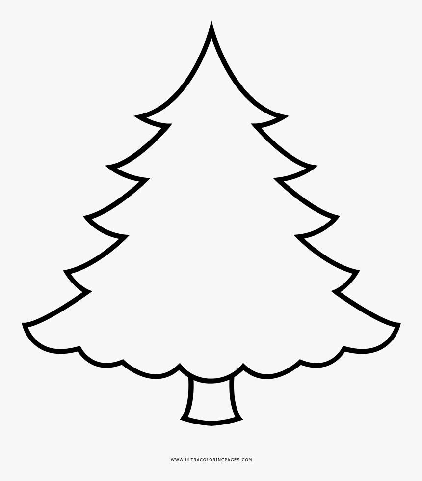 Arvore De Natal Desenho Para Colorir Cute Christmas Tree