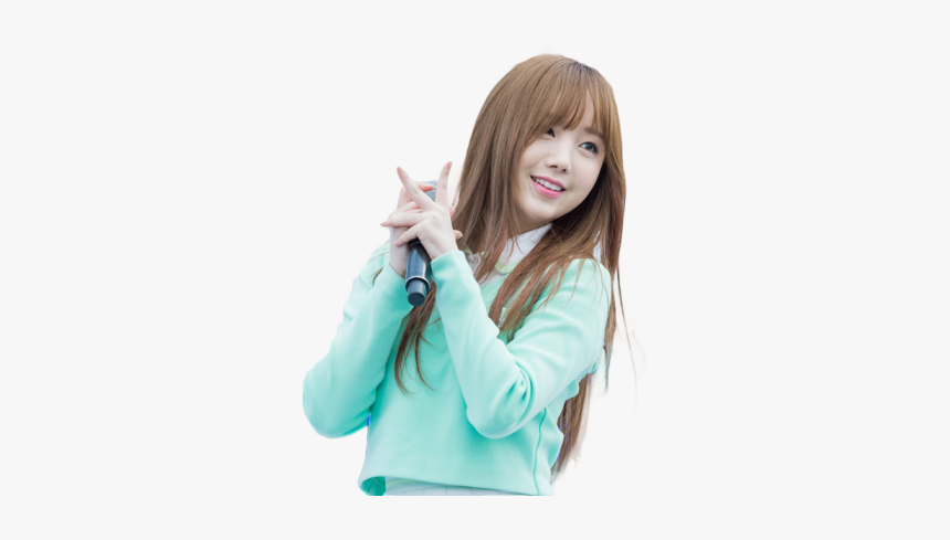 #kpop #lovelyz #kei #cute #korean #girl #asian #freetoedit - Cute Asian Girl Png, Transparent Png, Free Download