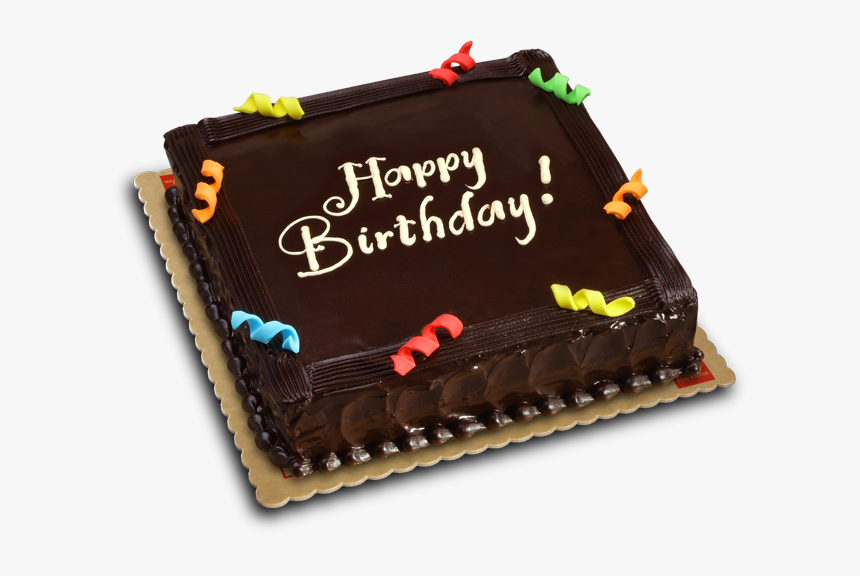 Chocolate Cake Download Png Image - Special Happy Birthday Cake, Transparent Png, Free Download