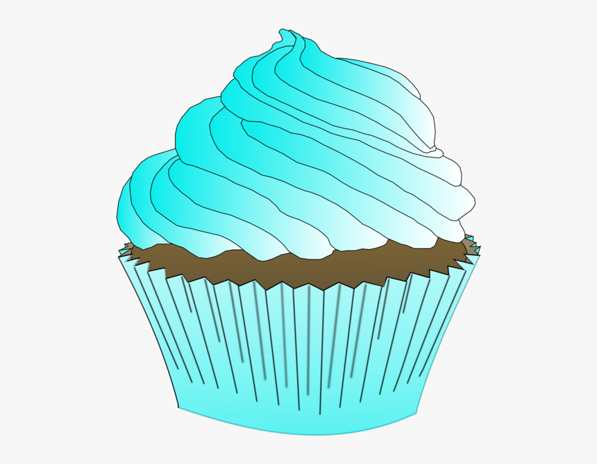 Frosting Png -cupcake Buttercream Frosting & Icing - Transparent Background Cupcake Images Clipart, Png Download, Free Download