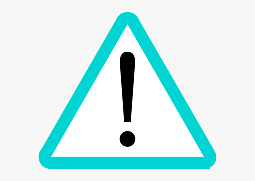 Attention Warning Vector Clip Art Attention Clipart Hd Png Download Kindpng