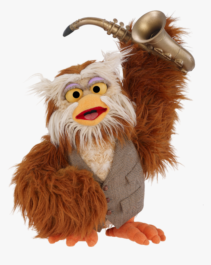 Sesame Street Hoots The Owl, HD Png Download, Free Download