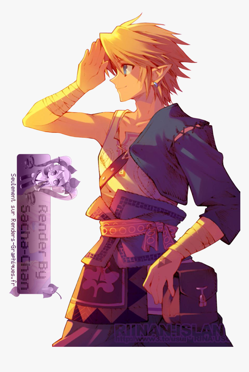 Twilight Princess Link Png, Transparent Png, Free Download