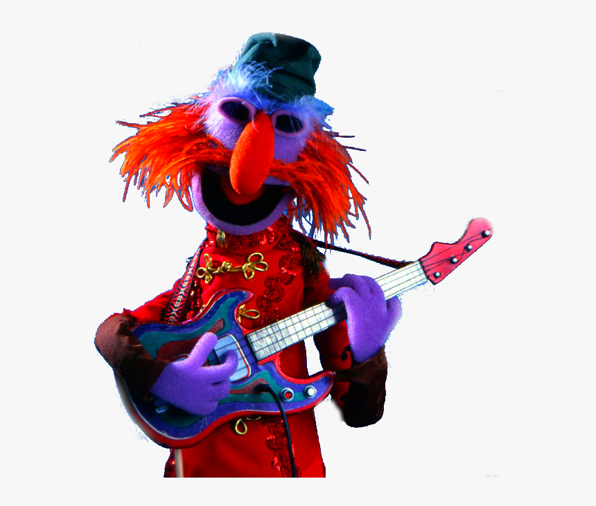 889f9-wmwfloyd - Floyd Pepper Muppet, HD Png Download, Free Download