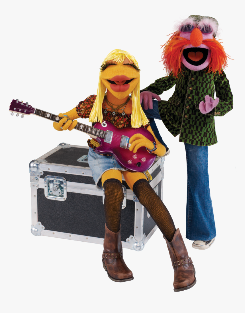 Transparent Muppets Png - Animal And Janice Muppets, Png Download, Free Download