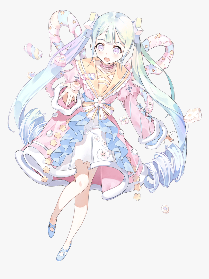 Food Fantasy Wiki - Food Fantasy Marshmallow, HD Png Download, Free Download