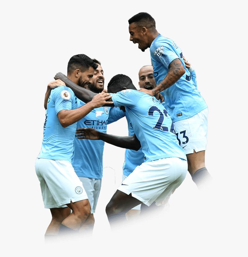 Man City Players Png Transparent Png Kindpng