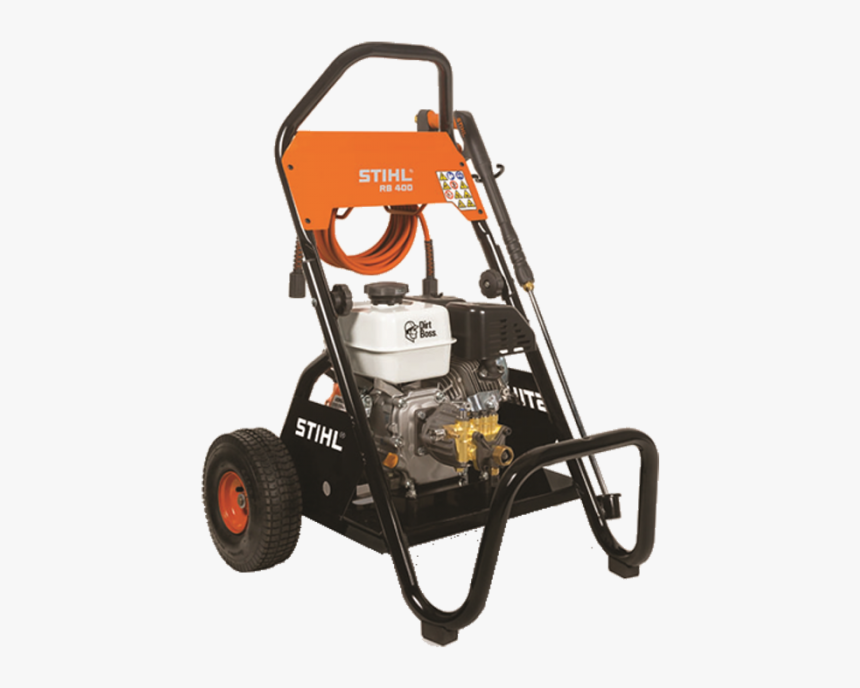 Stihl Rb 600 Pressure Washer, HD Png Download, Free Download