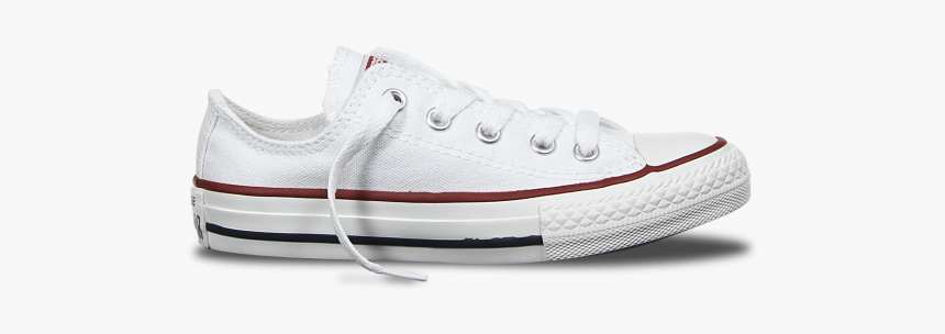 Converse Transparent Girl Low Top White - Chuck Taylor All Star Classic Colour Low Top White, HD Png Download, Free Download
