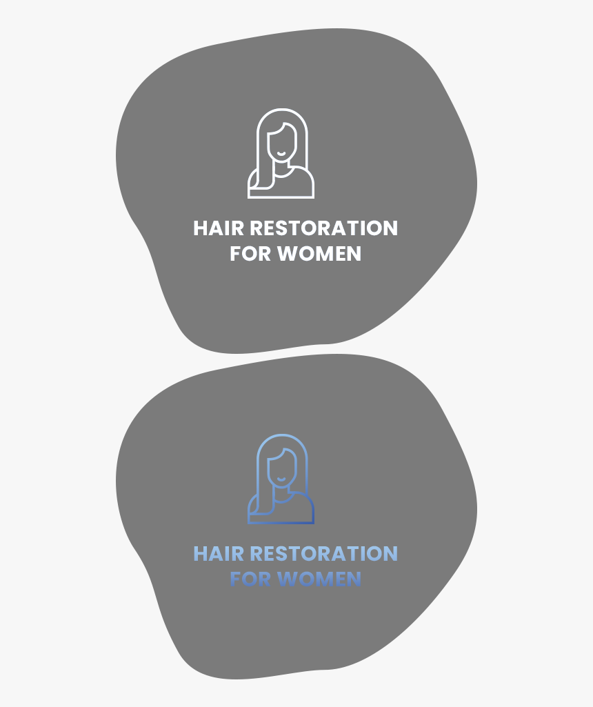 Hair Restoration Services For Women - Label, HD Png Download, Free Download