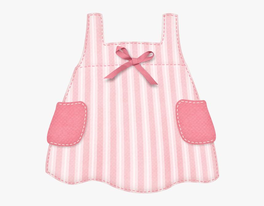 Baby Stuff Clip Art Png - Vestido De Bebe Dibujo, Transparent Png, Free Download