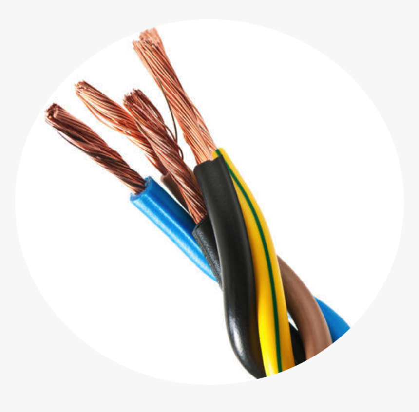 Electrical Electric Wires Hd Png Download Kindpng