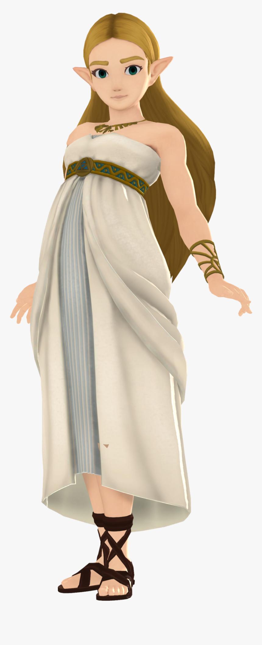 Princess Zelda Botw Render By Emma Zelda2 Dbhdr1e Zelda