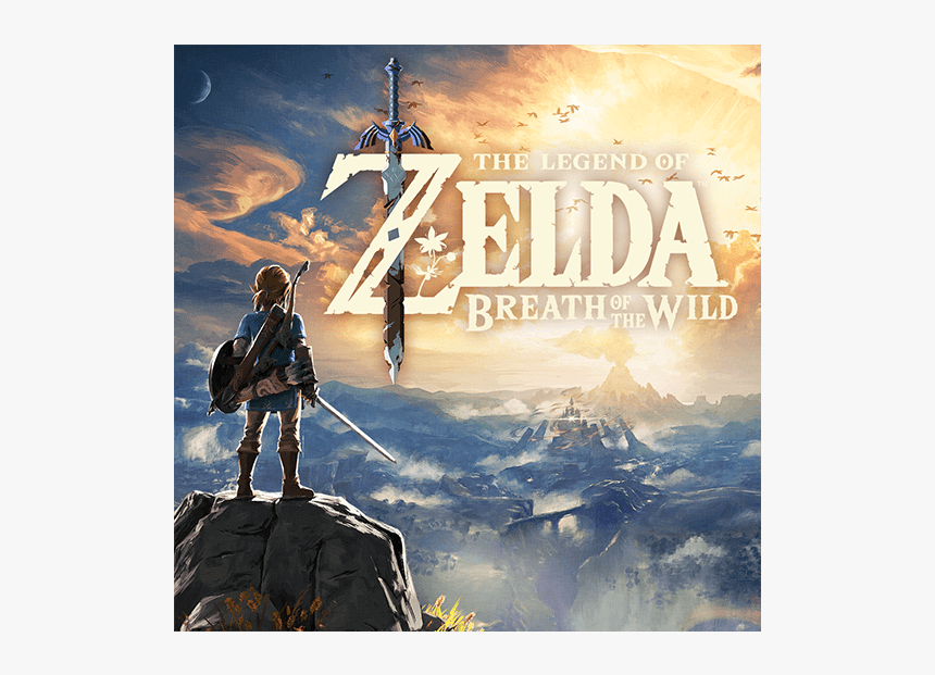 Breath Of The Wild Background, HD Png Download, Free Download
