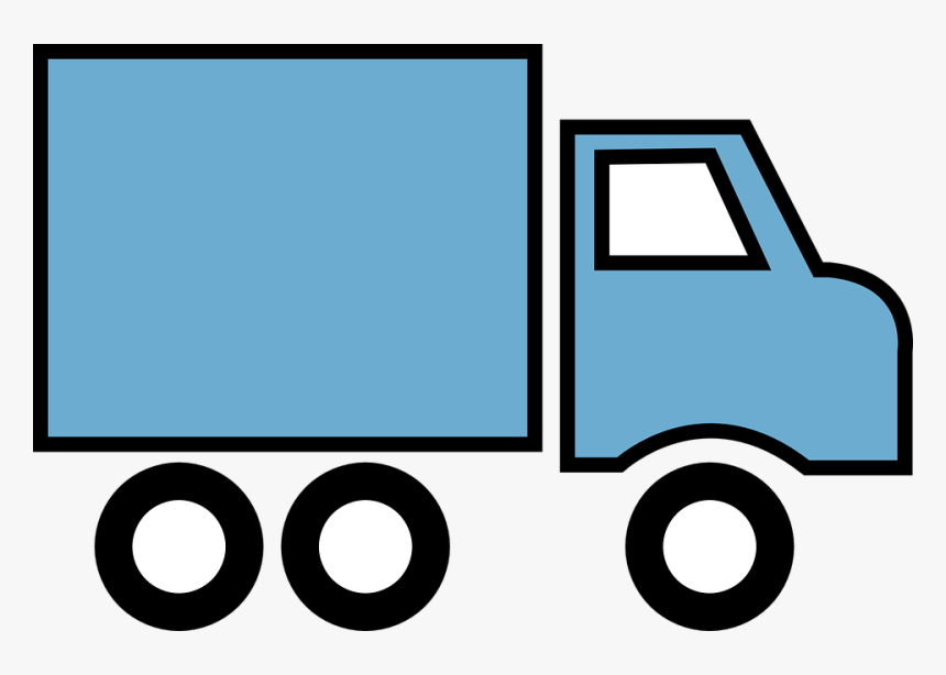 Thumb Image - Moving Truck Coloring Page, HD Png Download, Free Download