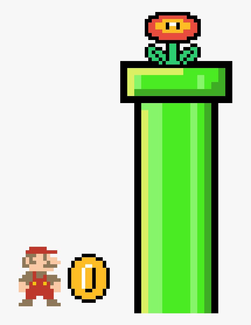 Tubo De Mario Bros Png, Transparent Png, Free Download