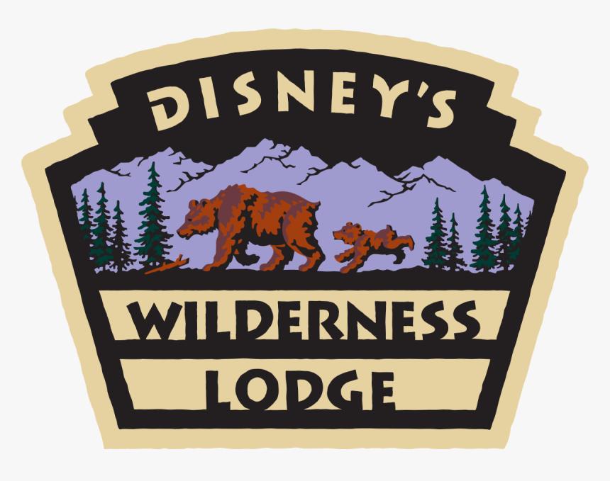 Disney's Wilderness Lodge Resort Logo, HD Png Download, Free Download