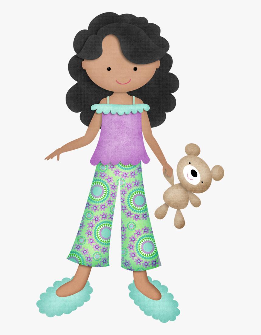 Pajama Clipart Cute - Pajamas Clipart, HD Png Download, Free Download