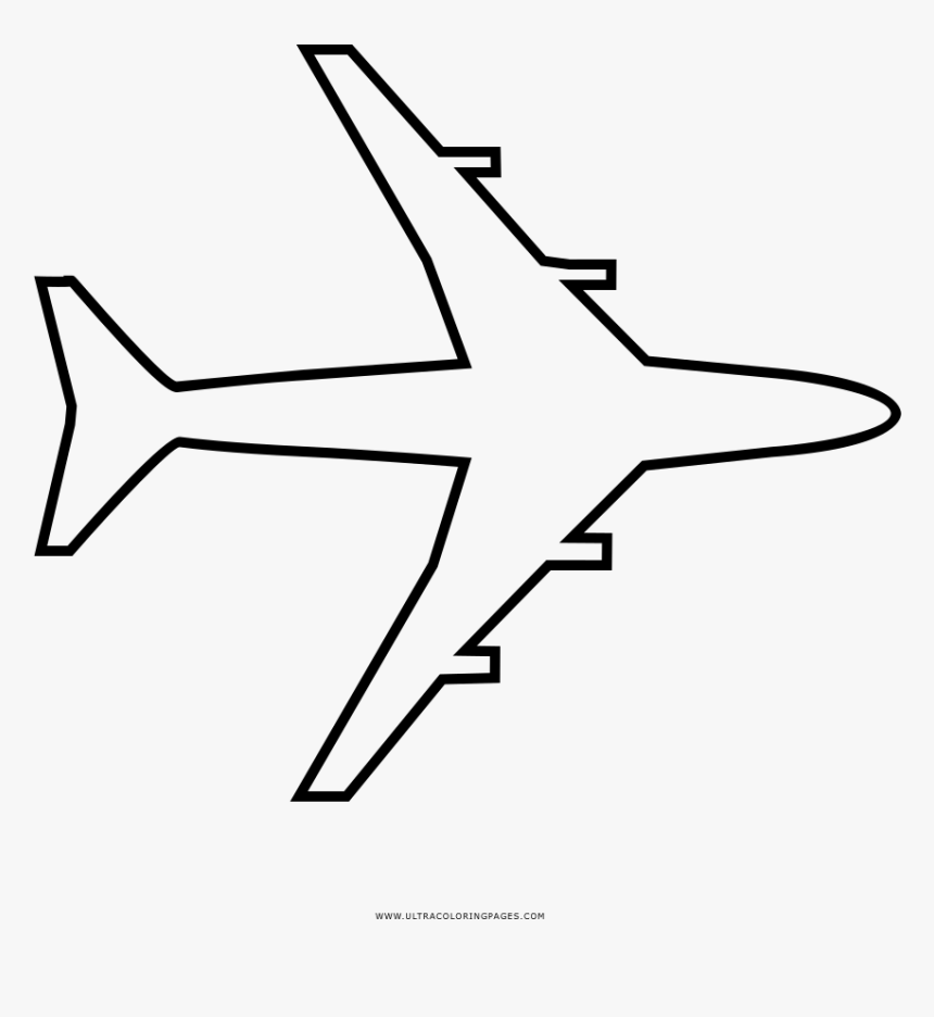 airplane coloring pages - Free Large Images | 936x860