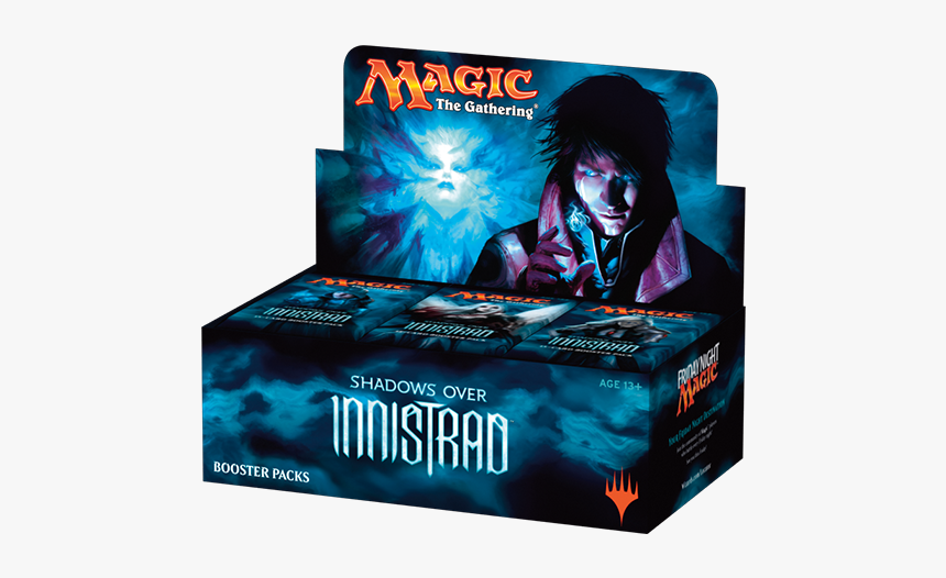 Shadows Over Innistrad Booster Box, HD Png Download, Free Download