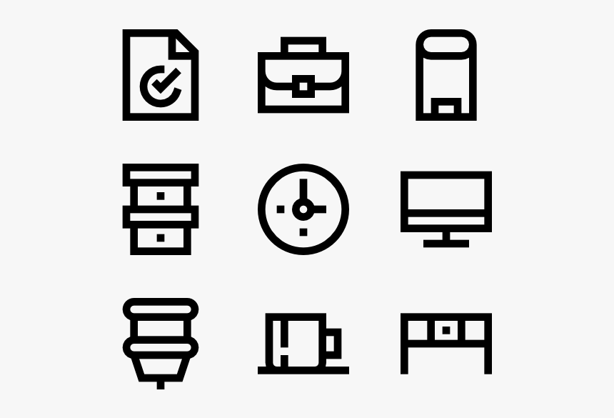 Law Icons, HD Png Download, Free Download