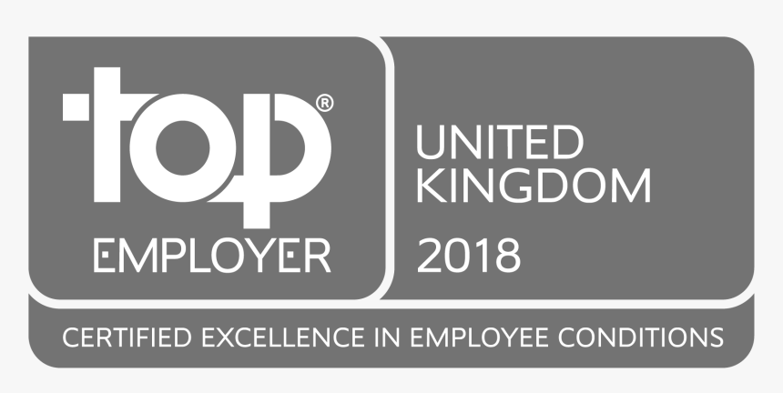 Stonewall Top 100 Employer United Kingdom 2017 Award - Top Employers, HD Png Download, Free Download