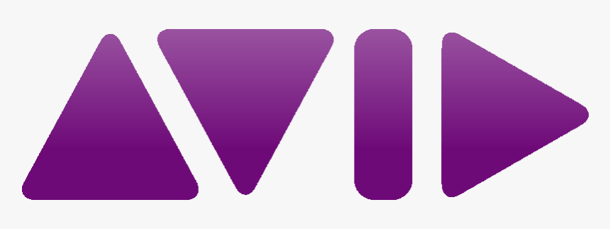 Avid Technology - Video Logo Editing Software, HD Png Download, Free Download
