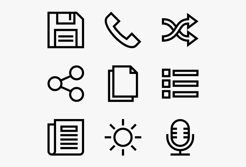 Home Decoration Icon, HD Png Download, Free Download
