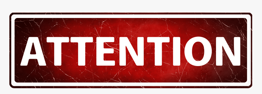 Attention Recent Graduates - Attention Banner, HD Png Download, Free Download