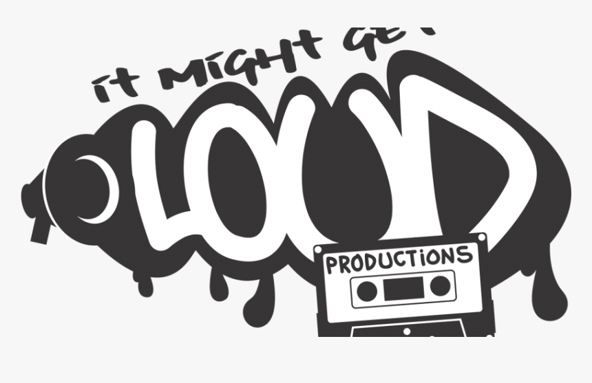 It Might Get Loud Coupons Logo - Calligraphy, HD Png Download, Free Download