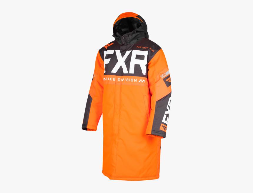 Fxr Warm Up Coat, HD Png Download, Free Download