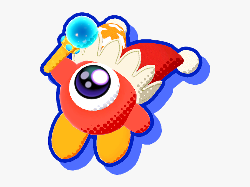 Kirby Star Allies Waddle Doo, HD Png Download, Free Download