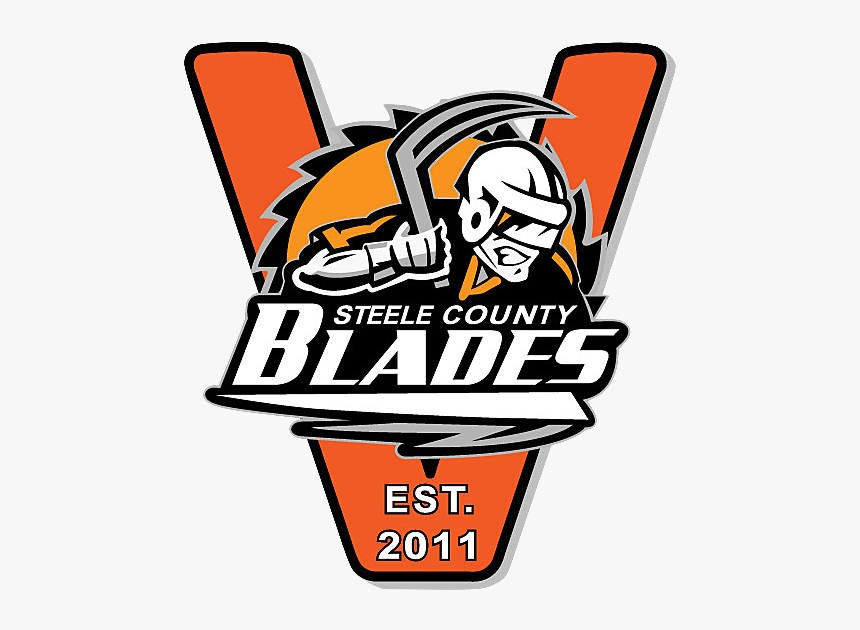 Steele County Blades, HD Png Download, Free Download