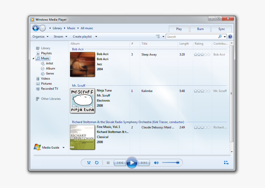 window media player 12 free download for windows 7