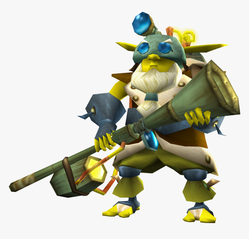 Yellow Sage The Jak And Daxter Wiki Jak And Daxter Jak And Daxter Sages Hd Png Download Kindpng