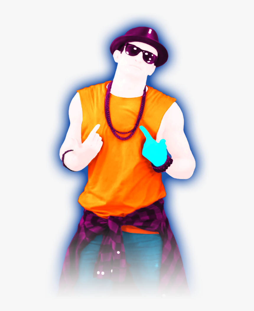 Just Dance &quot - Just Dance Hand Clap, HD Png Download, Free Download