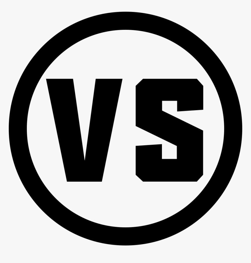 Vs No Camera Sign Black And White Hd Png Download Kindpng
