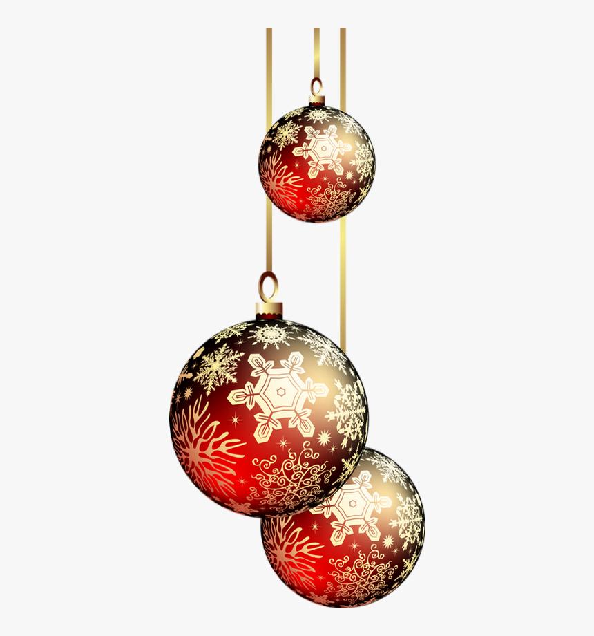 Boules De Noël Rouges   Boule De Noel Png, Transparent Png   kindpng