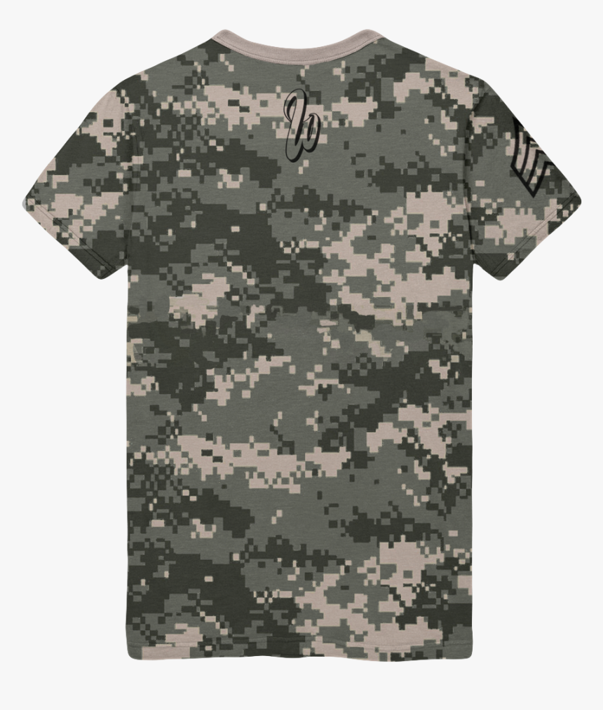 Digital Camo Tee, HD Png Download, Free Download
